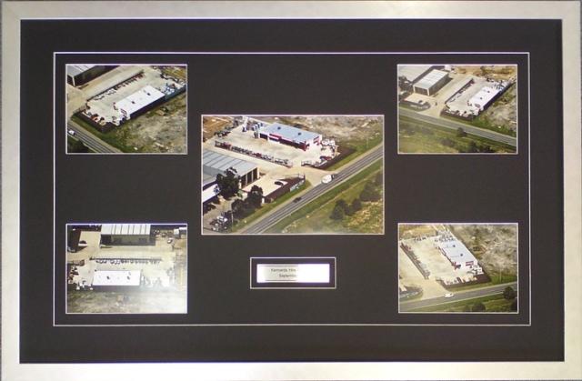Multiple Photo Framing