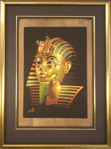 Egyptian Painting Framing